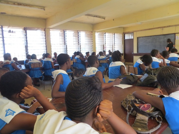 YWCA Students, Freetown
